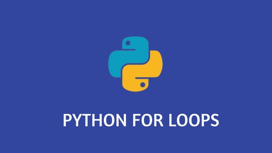 for loop python