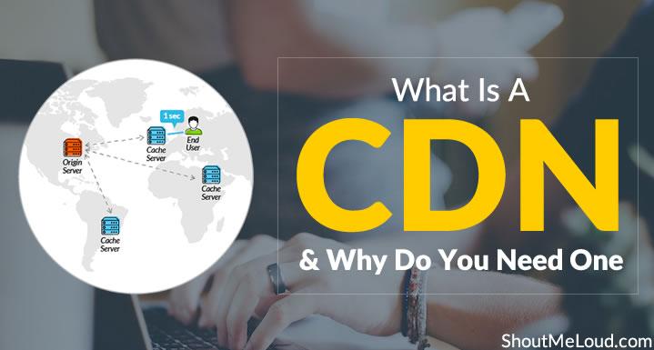 CDN چیست ؟ تأثیر CDN بر روی سئو