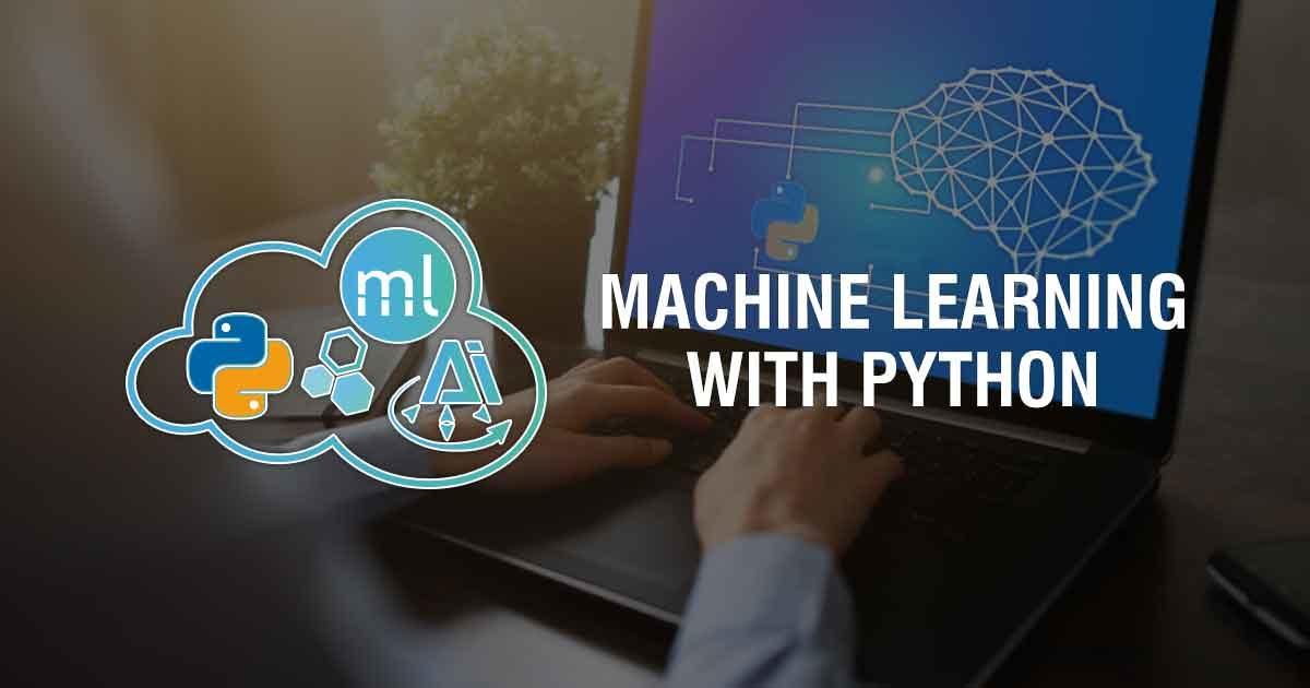 آموزش یادگیری ماشین لرنینگ با پایتون