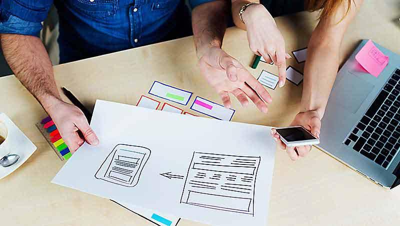 طراحی رابط کاربری و تجربه کاربری چیست؟