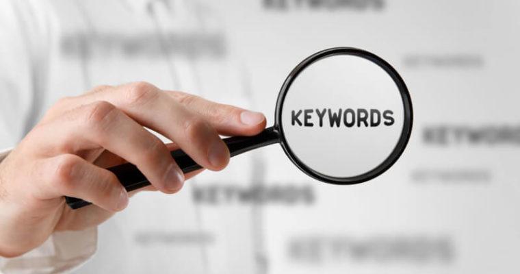 نقش کلمات کلیدی در سئوی سایت