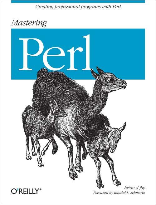 نمونه ی برنامه زبان پرل