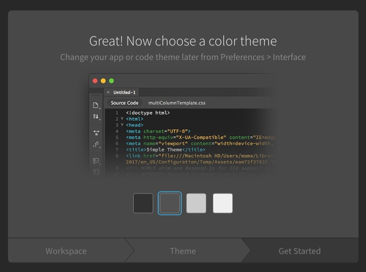 طراحی سایت با نرم افزار Dreamweaver