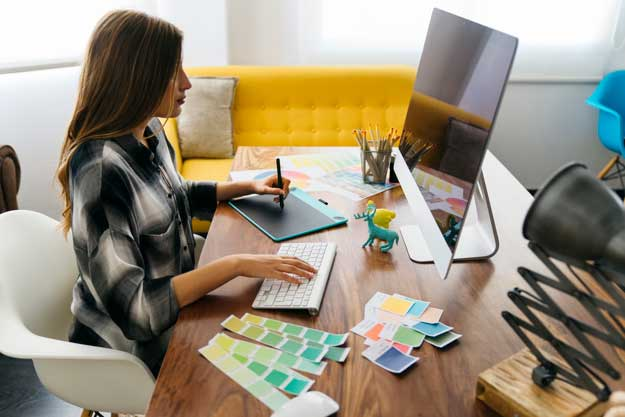طراحی گرافیک چه کاربردی دارد؟