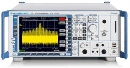 وظیفه تحلیلگر طیفی (Spectrum analyzer)