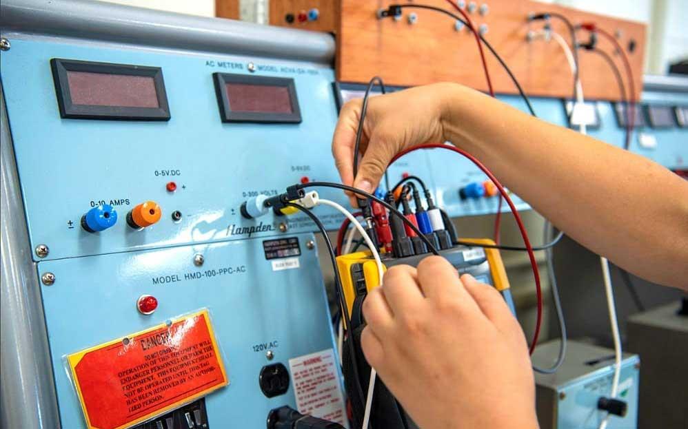 دانشگاه های مهندسی برق