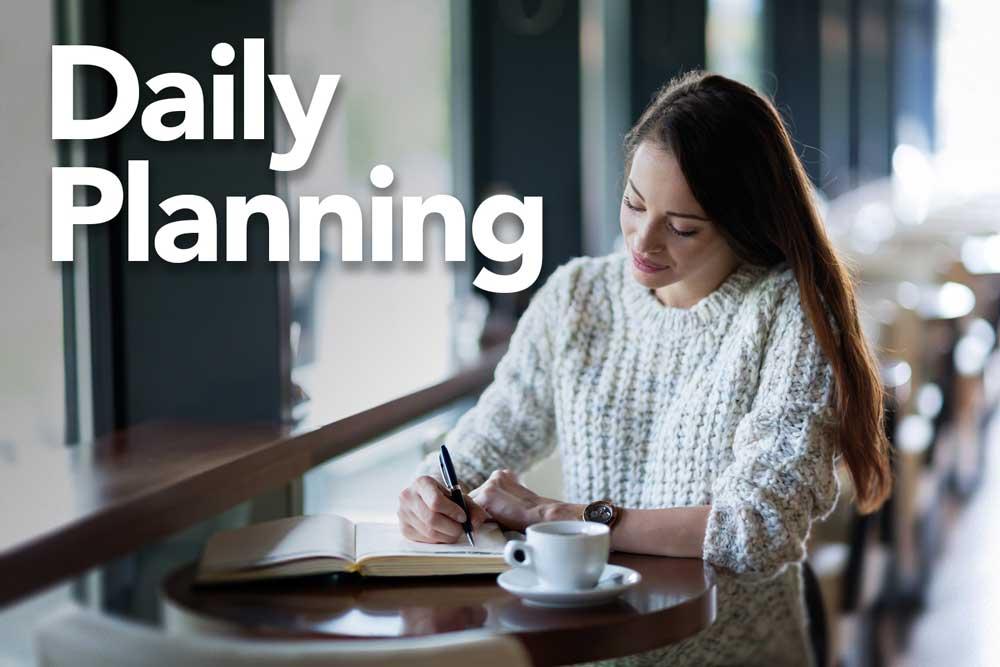 8 راهکار برای انجام برنامه ریزی روزانه