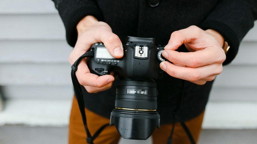 رعایت تعادل رنگ در دوربین عکاسی دیجیتال