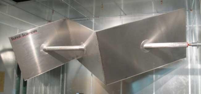 شکل 4 ساختار یک همزن