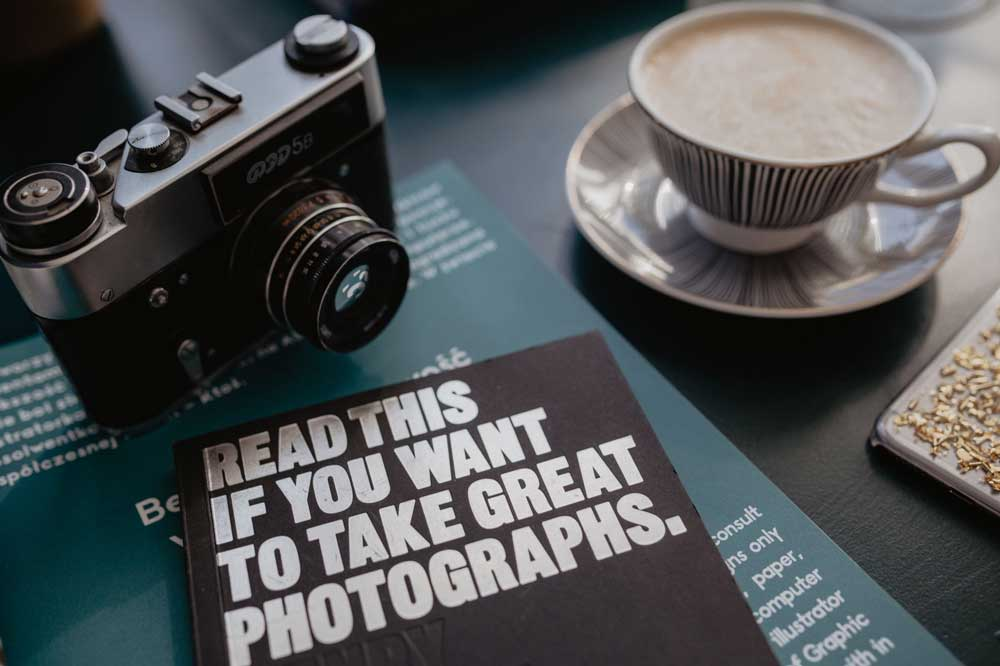 مهارت های عکاسی به سادهترین زبان (درس اول)