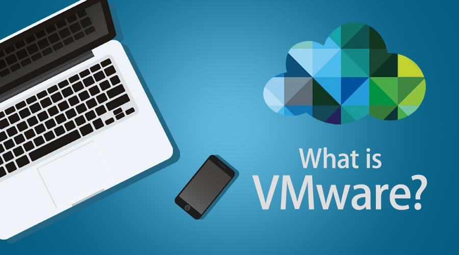 نرم افزار vmware چیست ؟