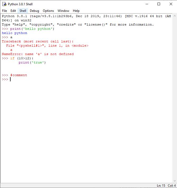 آموزش زبان برنامه نویسی پایتون به زبان ساده