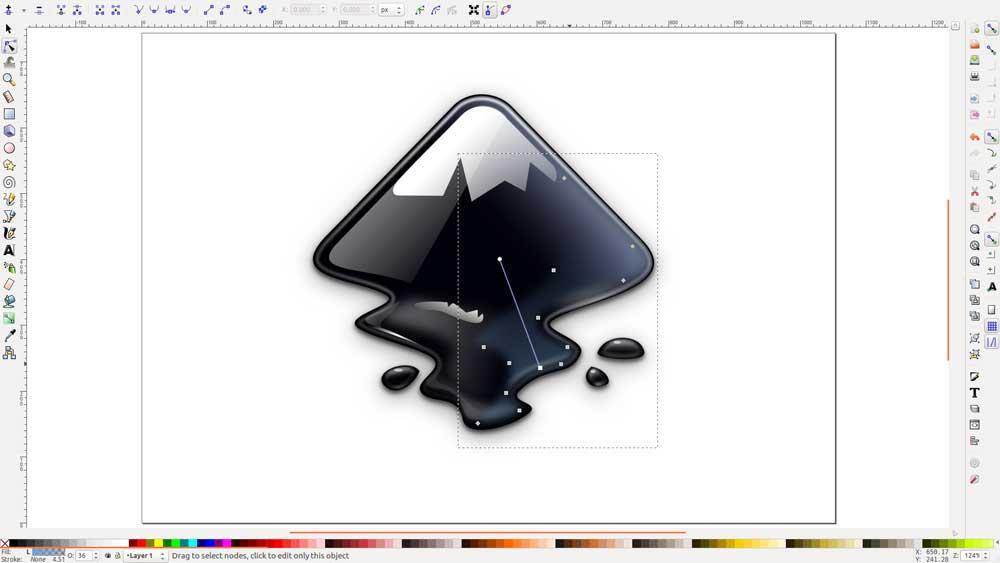 نرم افزار Inkscape چیست