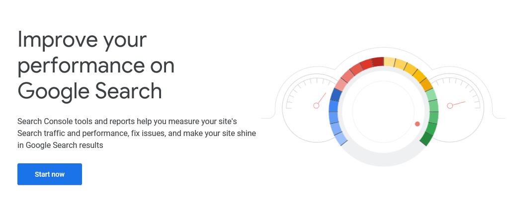 منظور از ثبت وب سایت در گوگل سرچ کنسول چیست