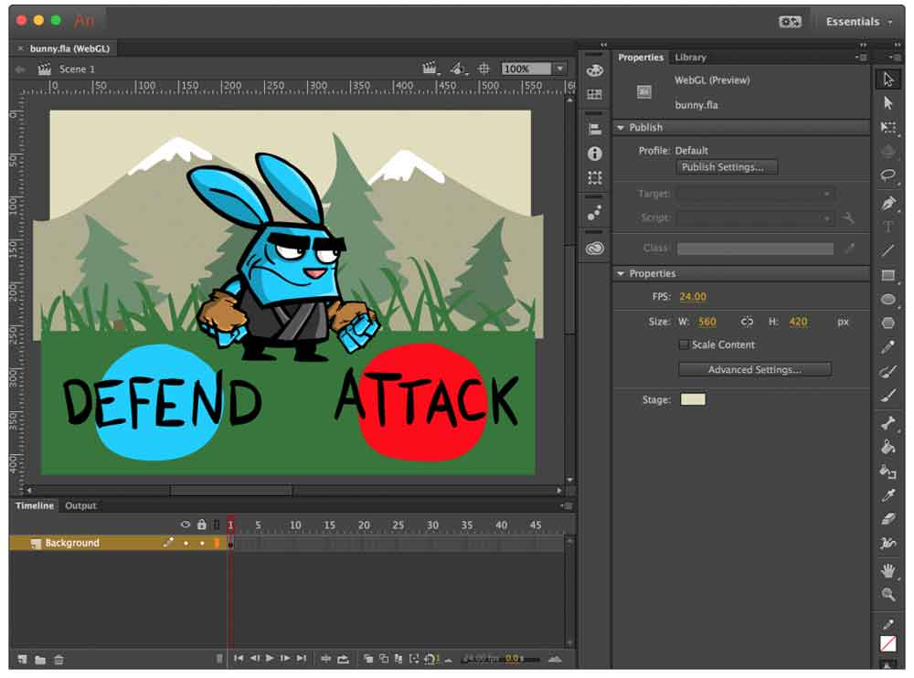 Adobe Animate چیست