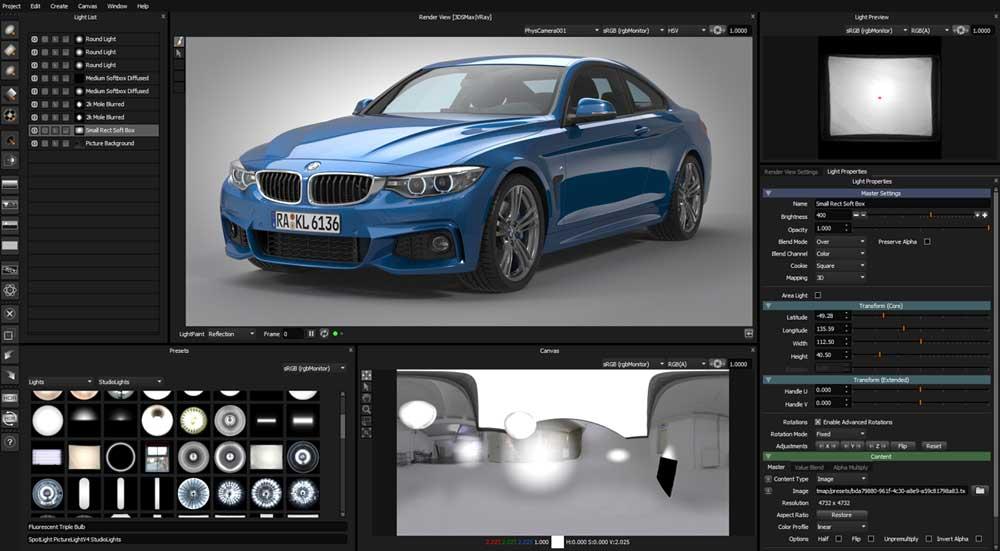 کاربردهای نرم افزار Lightwave 3D چیست