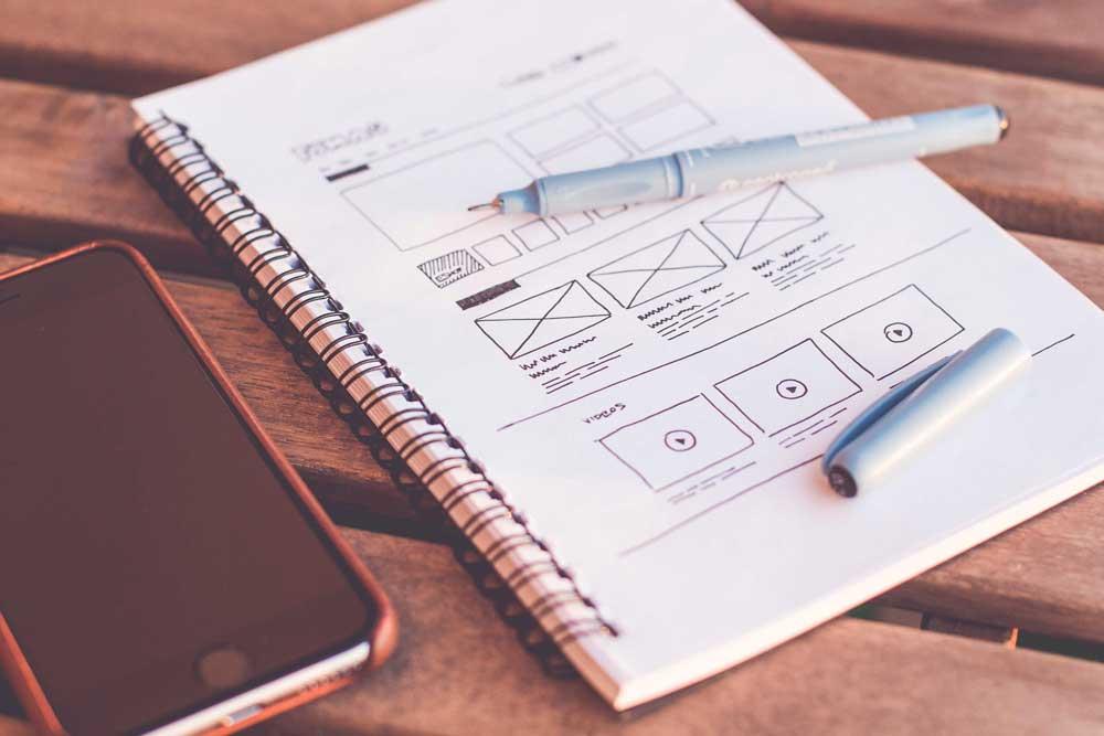 طراحی اپلیکیشن را از کجا شروع کنیم