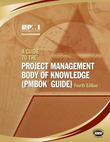 کتاب استاندارد PMBOK
