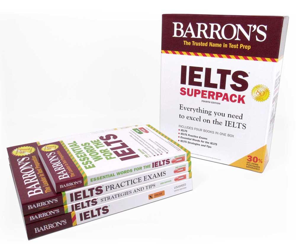 Barron's لغات آیلتس