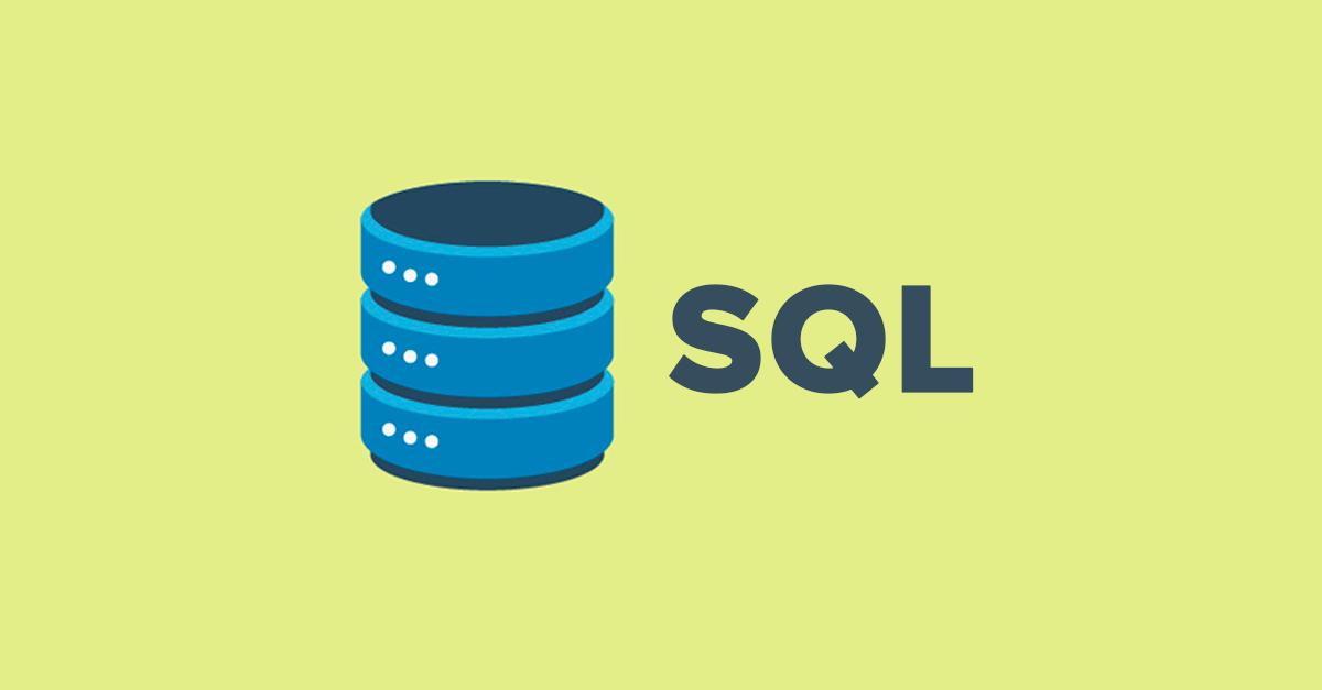 آموزش زبان SQL در پایگاه داده