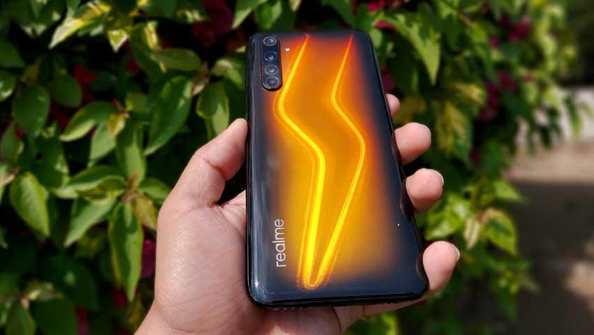 گوشی اندروید گیمینگ Realme 6 Pro