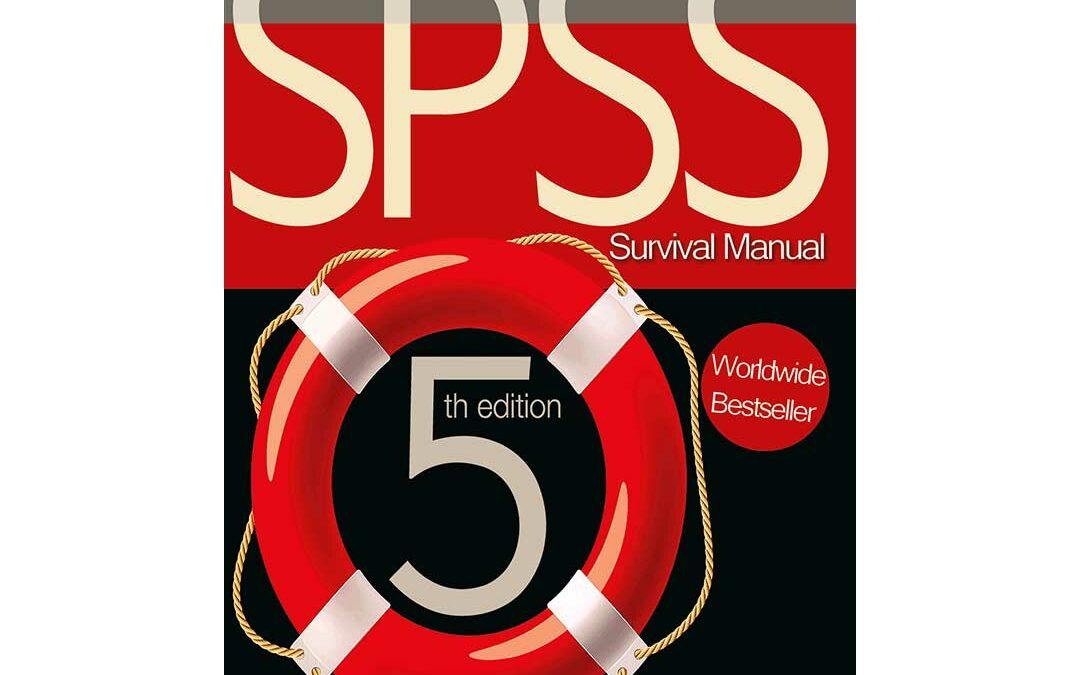 مفیدترین کتاهای آموزشی SPSS