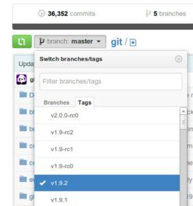 نصب Git روی اوبونتو و به روز رسانی