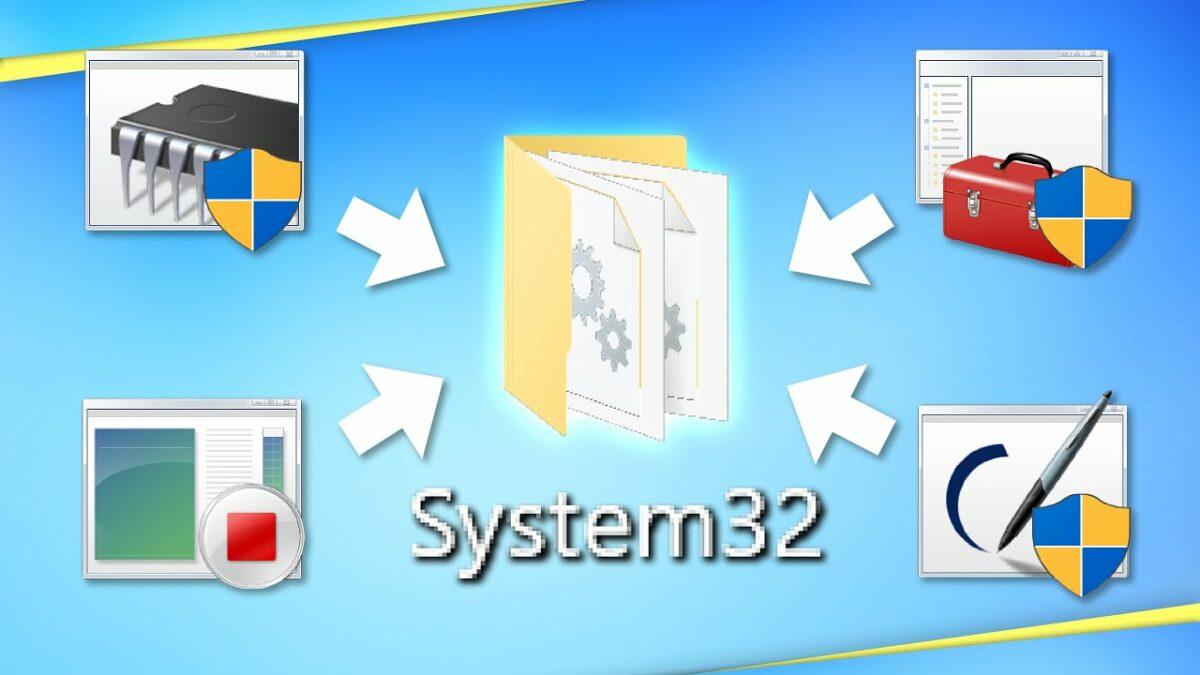 System32 چیست و چه اهمیتی در ویندوز دارد