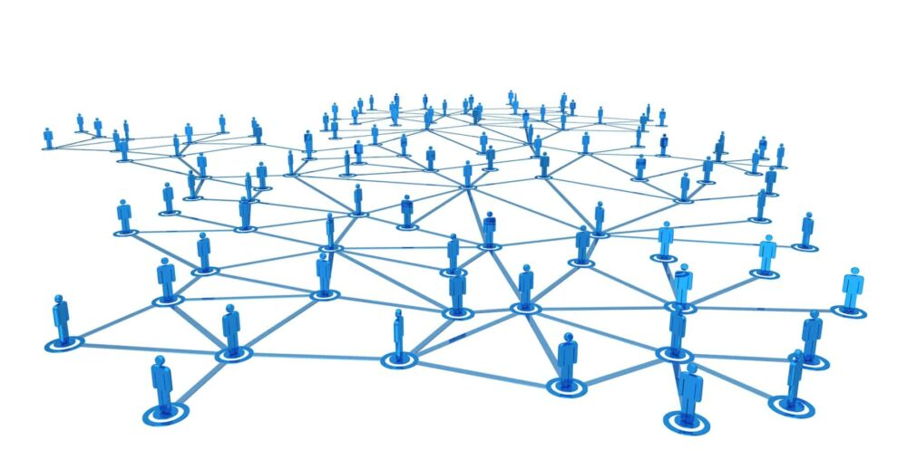 مهارت های شبکه سازی تجاری