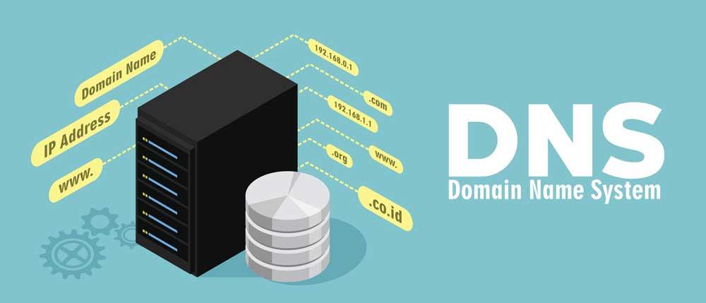 دلیل استفاده از DNS چیست