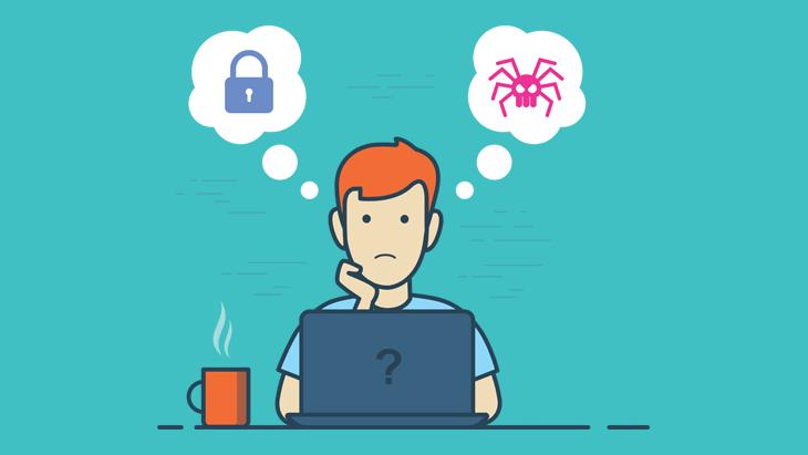 تفاوت ویروس با بدافزار