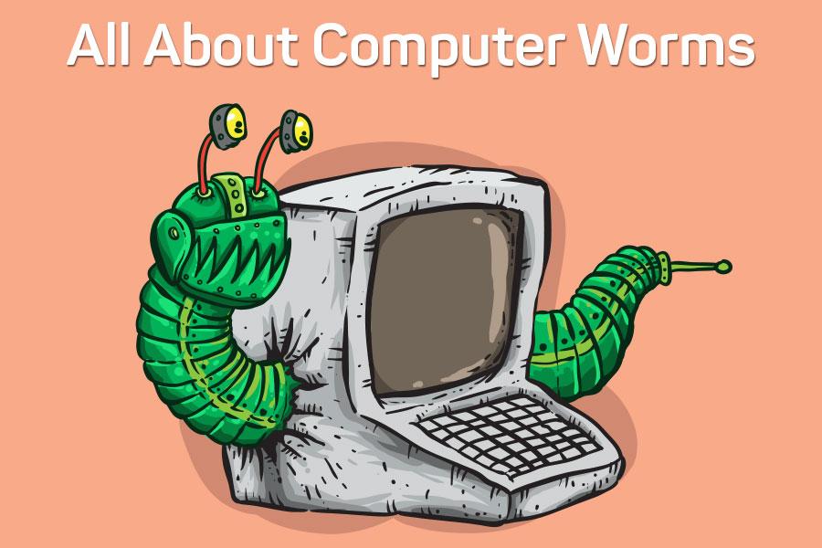 آشنایی مختصری با کرم رایانهای