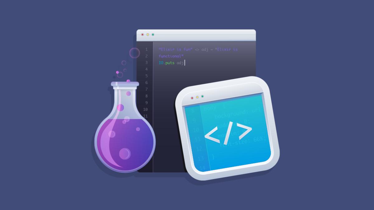 زبان برنامه نویسی Elixir چیست