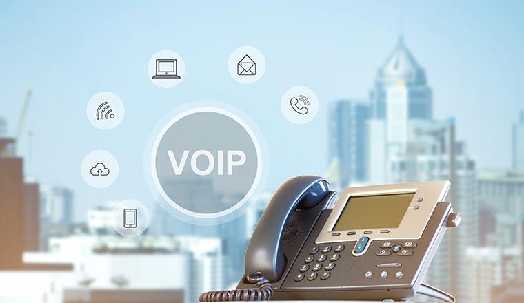 راه اندازی سریع VoIP