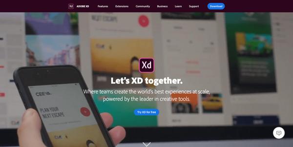 معرفی نرم افزارهای طراحی ui ux