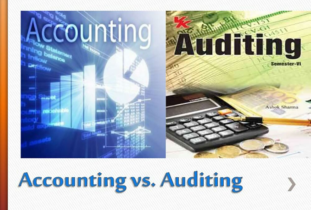 چه تفاوتی بین حسابداری و حسابرسی وجود دارد؟
