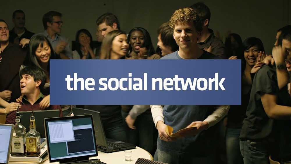 The Social Network / شبکه اجتماعی
