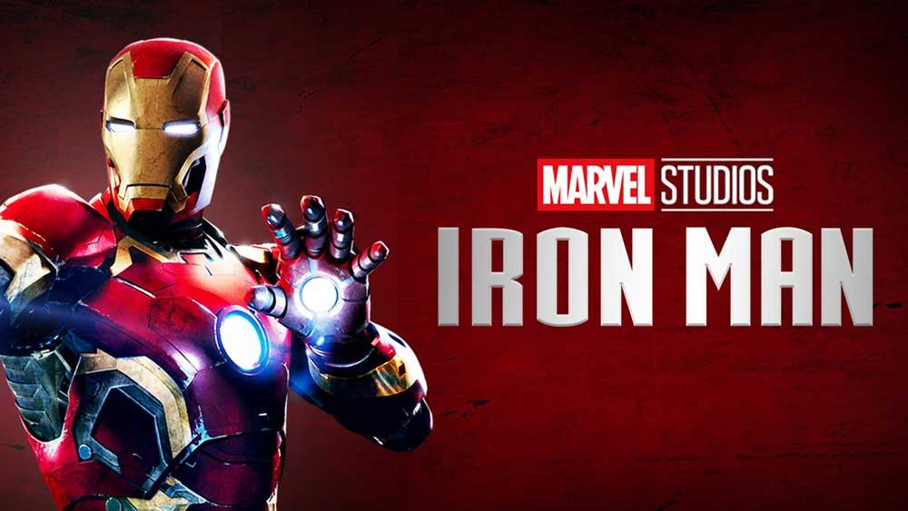 IRON MAN / آدم آهنی
