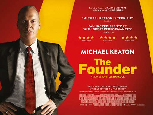 THE FOUNDER/ موسس