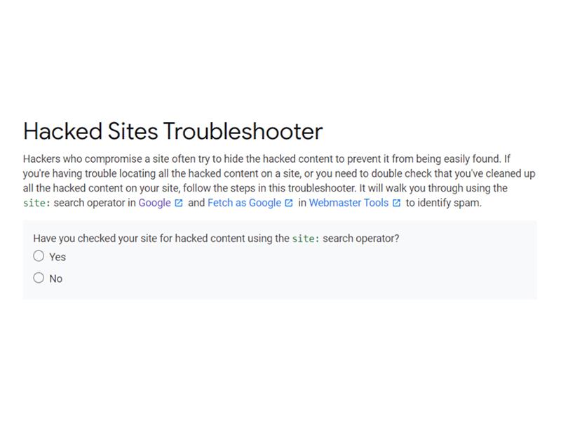 چگونه یک وبسایت هک شده را تعمیر کنیم؟