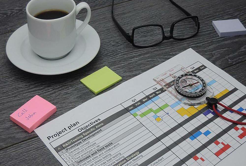 مدیریت پروژه با رویکرد فناوری اطلاعات چیست؟
