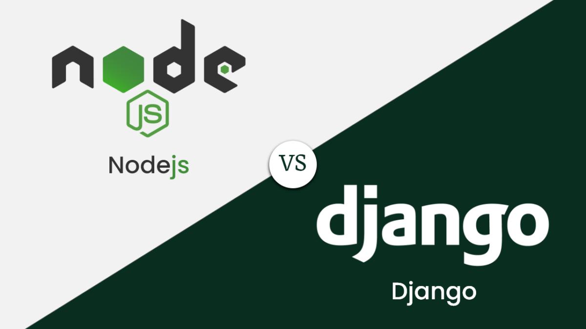 جنگو یا نود جی اس (node js)، کدام یک را انتخاب کنیم