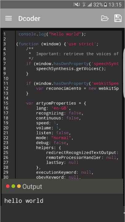 نصب نرم افزار ++AIDE- IDE for Android Java C برای بهبود بخشیدن به کدهای برنامهنویسی