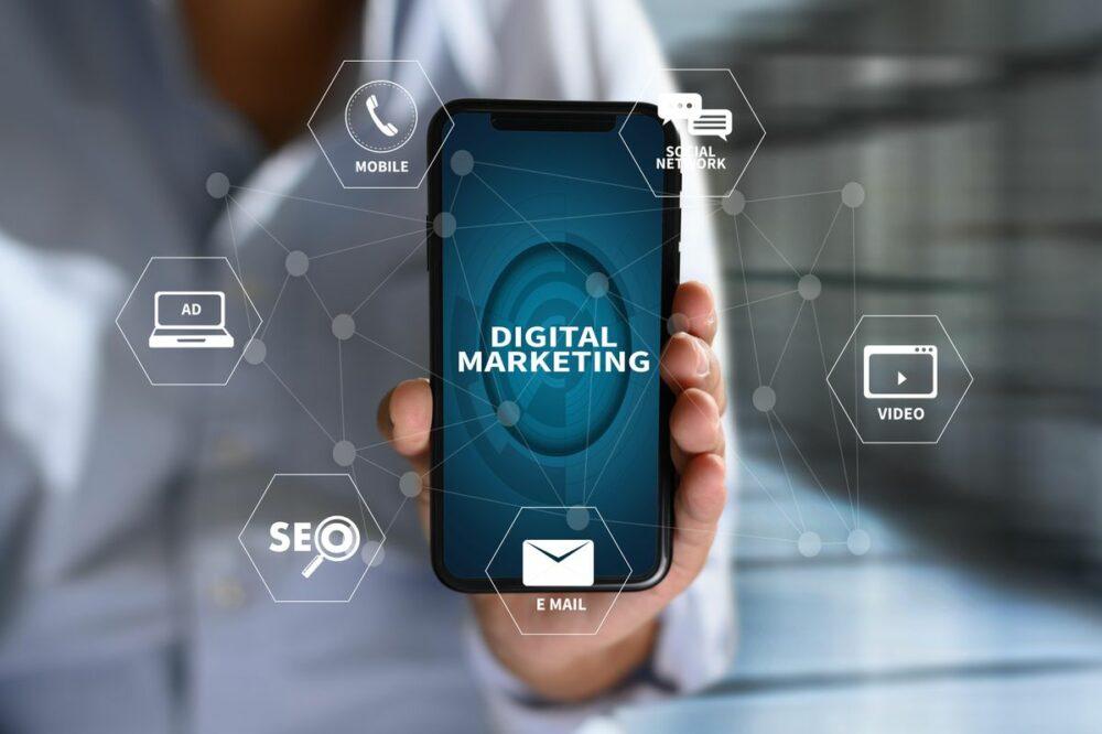 اهمیت مارکتینگ و دیجیتال مارکتینگ