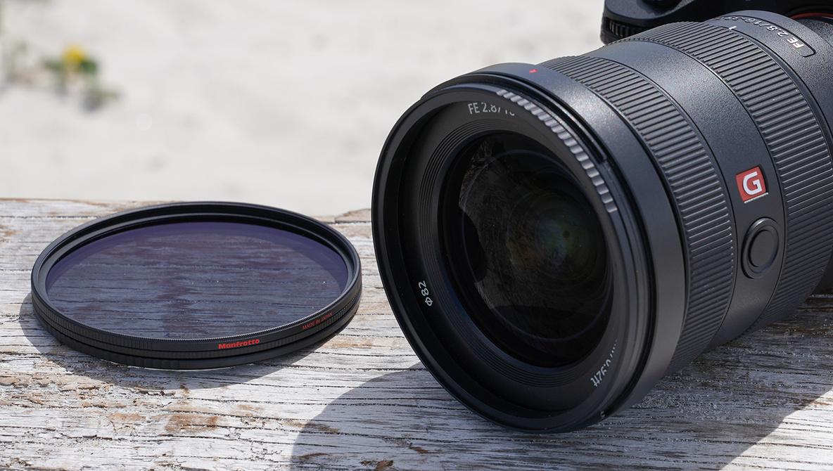 انواع فیلتر لنز دوربین عکاسی و بررسی کاربرد آنها