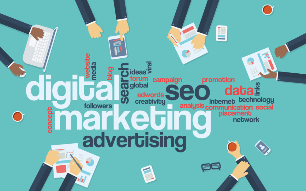 اهمیت بازاریابی دیجیتال