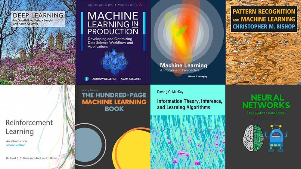 بهترین کتاب های ماشین لرنینگ