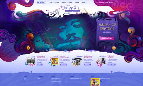 آشنایی با طراحی سایت موسیقی