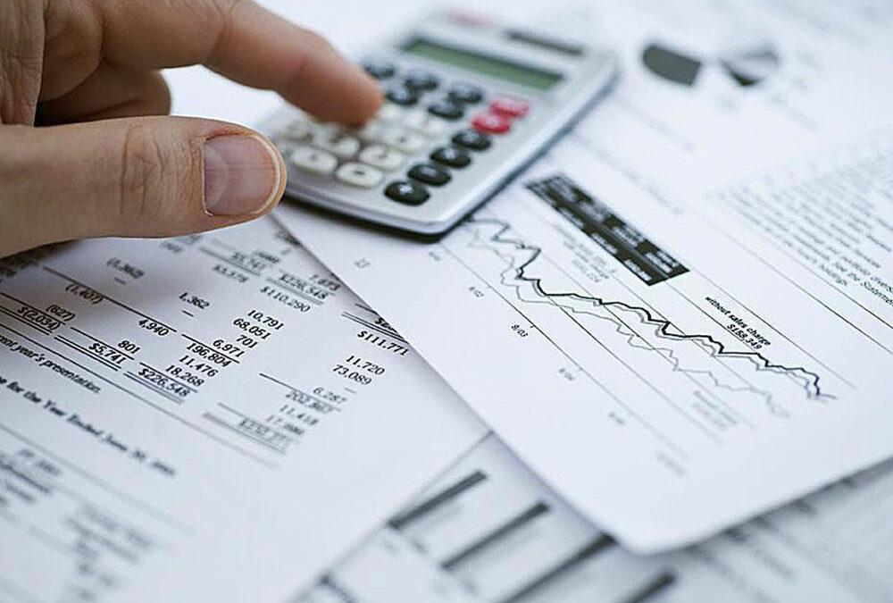 ترازنامه حسابداری