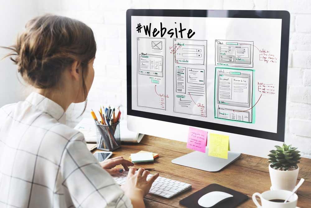 آشنایی با مراحل طراحی سایت در گوگل